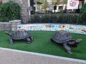 Marketplace Tortoises Bronze Tortoise Statues
